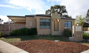 """Ashley Gardens"" – Wanniassa, 1 Ashley Dr"